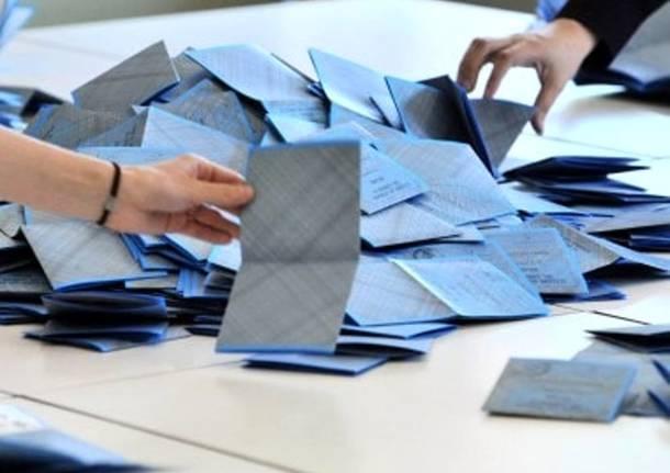Domenica 20 e lunedì 21 si vota, lo spoglio delle comunali sarà martedì